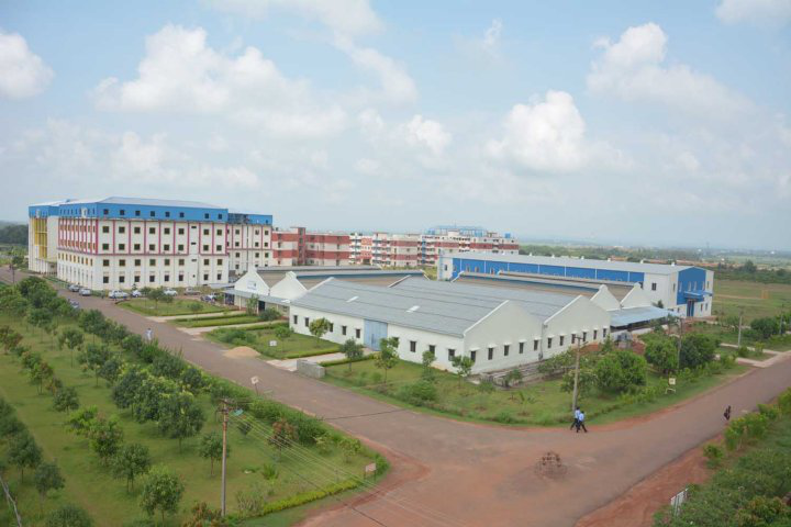 Centurion University of Technology and Management, Paralakhemundi  Centurion-University-Paralakhemundi2
