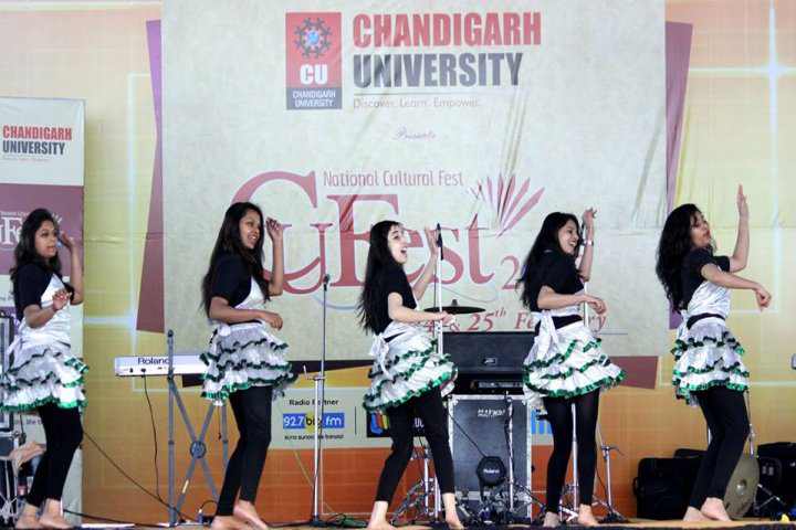 Chandigarh University, Chandigarh  Cultural Events of Chandigarh University Chandigarh