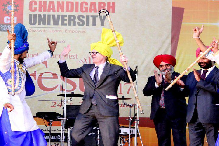Chandigarh University, Chandigarh  Events of Chandigarh University Chandigarh