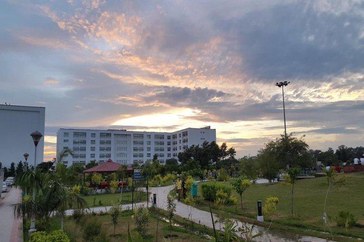 Chandigarh University, Chandigarh  Campus of Chandigarh University Chandigarh
