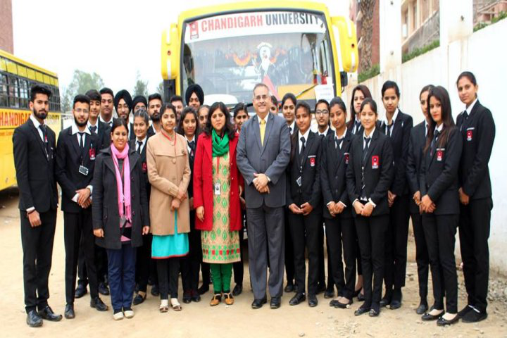 Chandigarh University, Chandigarh  Transport Facility of Chandigarh University Chandigarh