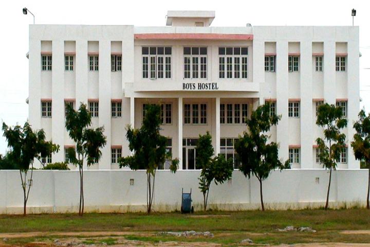 Saranathan College of Engineering, Tiruchirappalli - courses