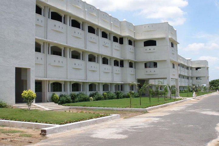 RMD Engineering College, Thiruvallur - courses, fee, cut off