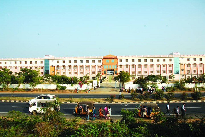 Pace Institute Of Technology And Sciences Ongole