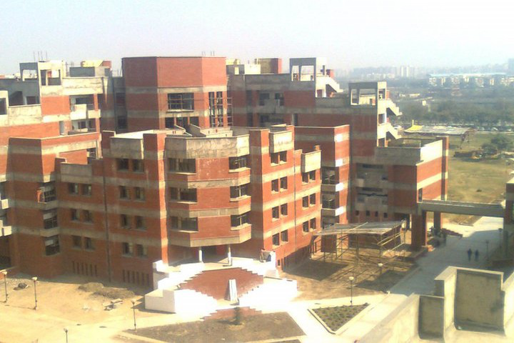Guru Gobind Singh Indraprastha University, Delhi Campus View of Guru Gobind Singh Indraprastha University Delhi
