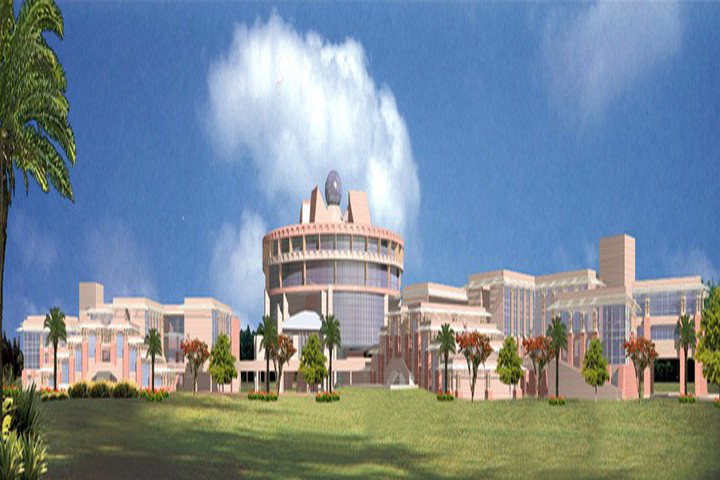 Guru Gobind Singh Indraprastha University, Delhi Green Campus View of Guru Gobind Singh Indraprastha University Delhi