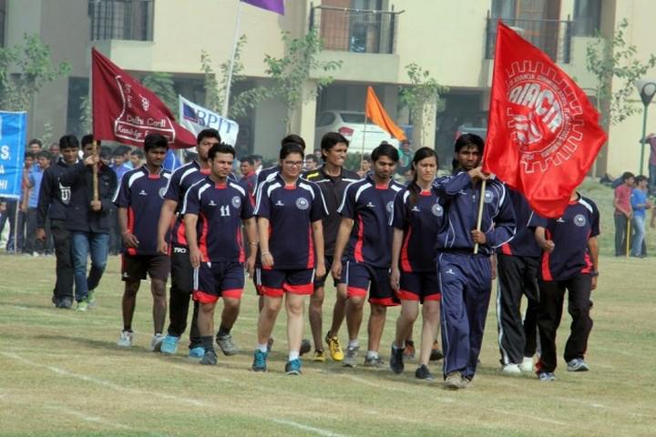Guru Gobind Singh Indraprastha University, Delhi Annual Sports of Day Guru Gobind Singh Indraprastha University Delhi