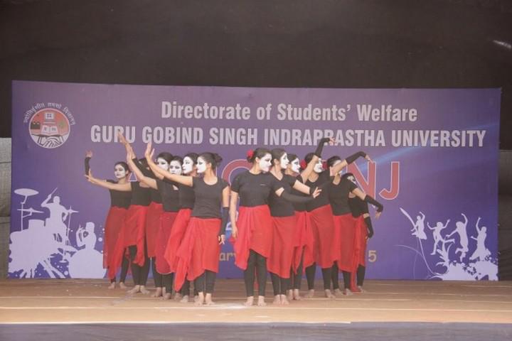 Guru Gobind Singh Indraprastha University, Delhi Annual Events of Guru Gobind Singh Indraprastha University Delhi