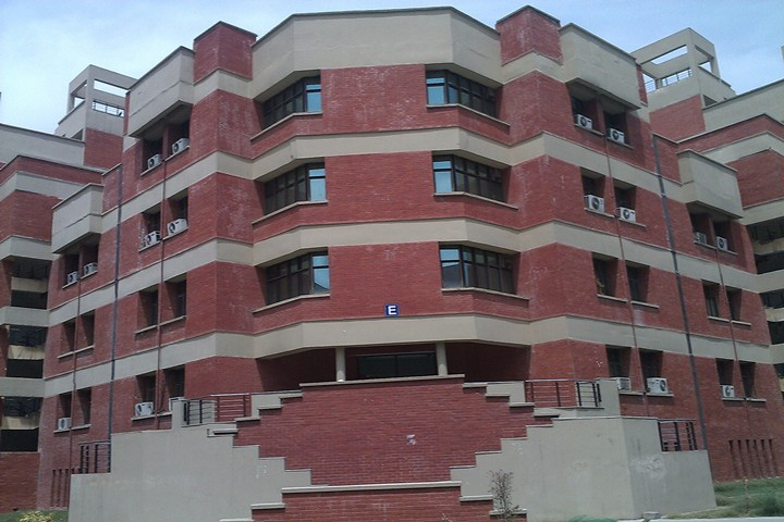 Guru Gobind Singh Indraprastha University, Delhi Campus Building of Guru Gobind Singh Indraprastha University Delhi