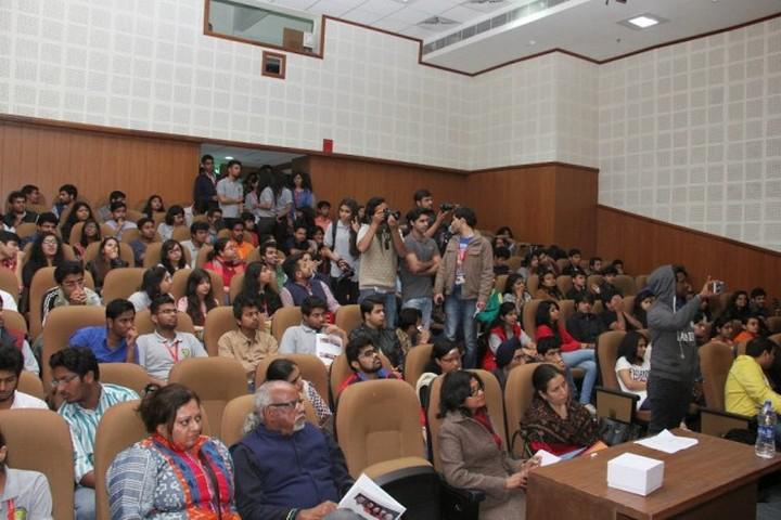 Guru Gobind Singh Indraprastha University, Delhi Auditorium of Guru Gobind Singh Indraprastha University Delhi