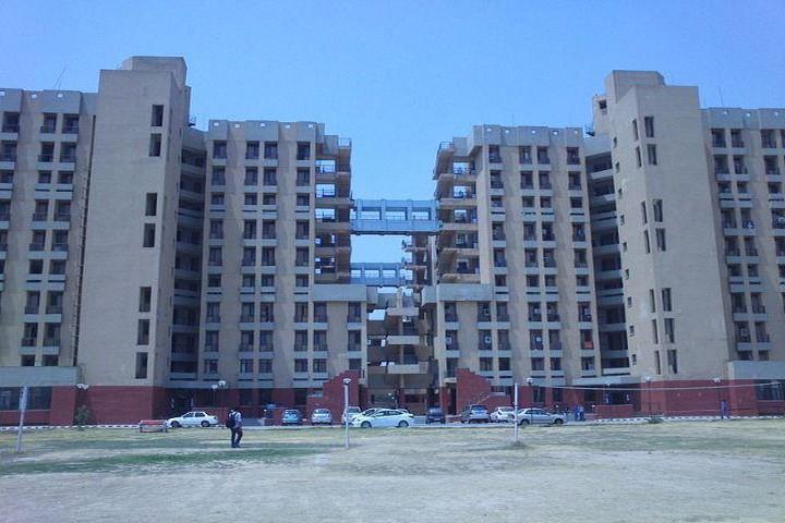 Guru Gobind Singh Indraprastha University, Delhi Hostel Block of Guru Gobind Singh Indraprastha University Delhi