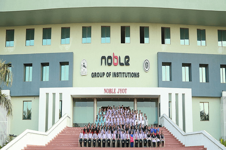 Noble Group of Institutions, Junagadh - courses, fee, cut