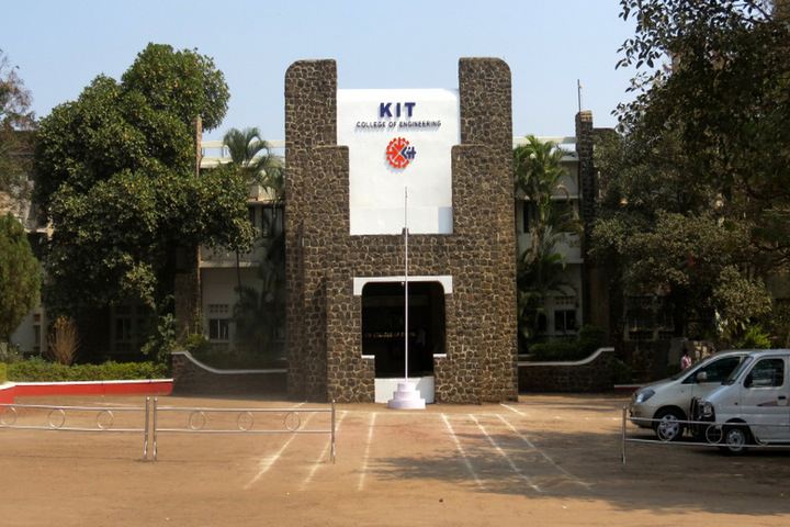 KIT's College of Engineering, Kolhapur - courses, fee, cut off