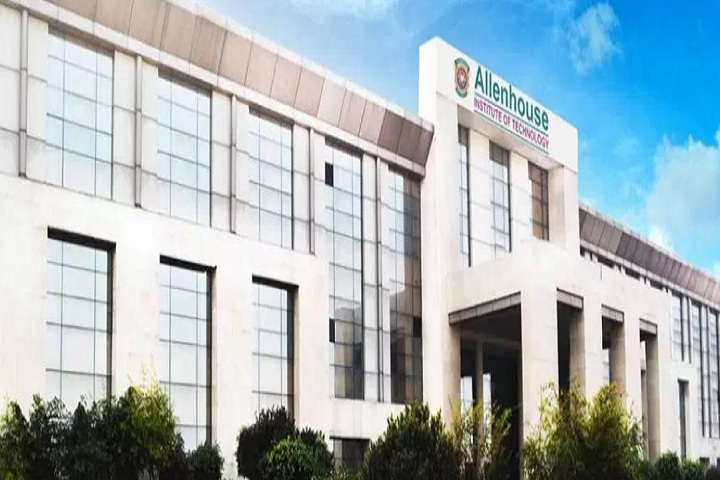 Allenhouse Institute of Technology, Kanpur - courses, fee