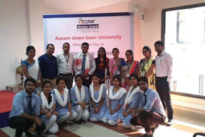 Assam Down Town University, Guwahati  Assam-Down-Town-University-Guwahati-(17)