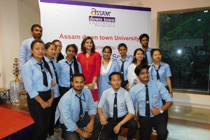 Assam Down Town University, Guwahati  Assam-Down-Town-University-Guwahati-(19)