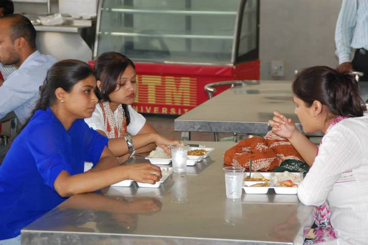 ITM School of Management, Gwalior (Also known as: ITM University Gwalior) ITM-School-of-Business-Gwalior-Canteen2