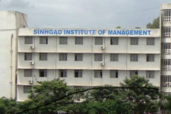 Sinhgad Institute Management, Pune - courses, fee, cut off, ranking