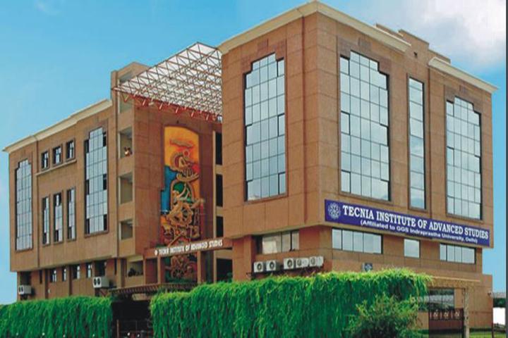 Tecnia Institute of Advanced Studies, Delhi - courses, fee