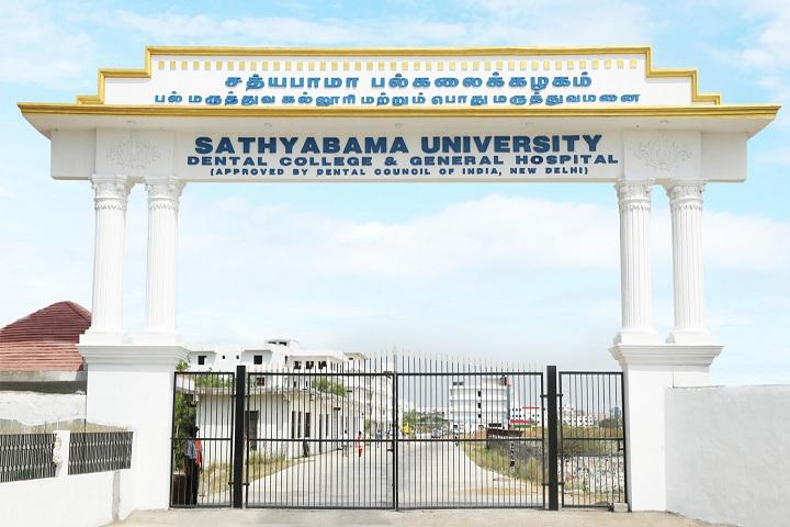Image result for jeppiaar sathyabama building