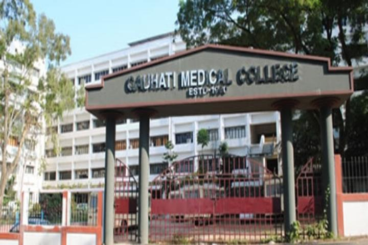 Gauhati Medical College, Guwahati - courses, fee, cut off