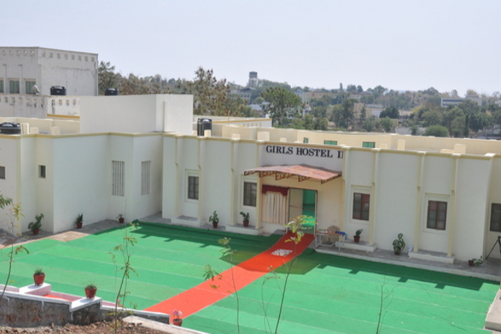 National Law Institute University, Bhopal  Girls Hostel of National Law Institute University