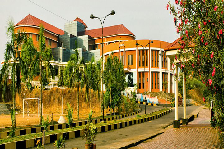 National University of Advanced Legal Studies, Kochi Library Building of National University of Advanced Legal Studies Kochi