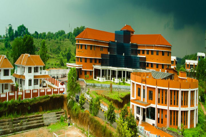 National University of Advanced Legal Studies, Kochi Top View of National University of Advanced Legal Studies Kochi
