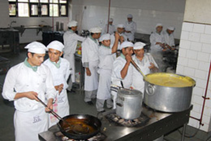 Institute of Hotel Management Catering and Nutrition, Gurdaspur  foodproduction1
