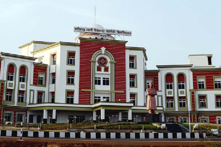 Chhattisgarh Swami Vivekanand Technical University, Bhilai Chhattisgarh-Swami-Vivekanand-Technical-University-Bhilai-(2)