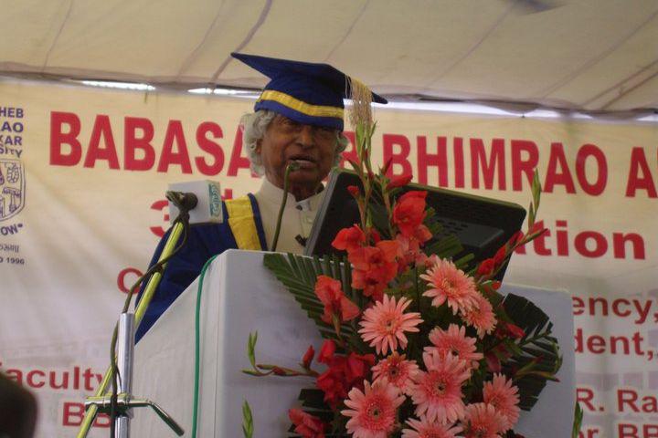 Babasaheb Bhimrao Ambedkar University, Lucknow  BBAUL