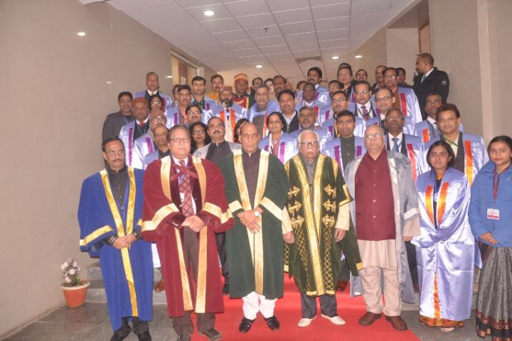 Babasaheb Bhimrao Ambedkar University, Lucknow  BBAUL1