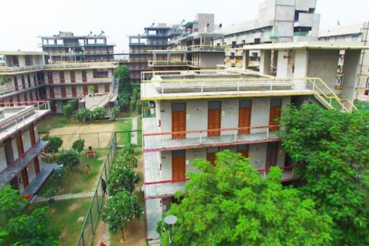 OP Jindal Global University, Sonipat  Hostel View of OPJindalGlobalUniversity Sonipat