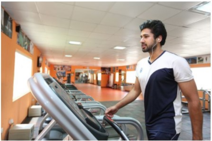 OP Jindal Global University, Sonipat  Gym facility at OPJindalGlobalUniversity Sonipat