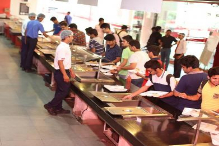 OP Jindal Global University, Sonipat  Canteen facility at OPJindalGlobalUniversity Sonipat