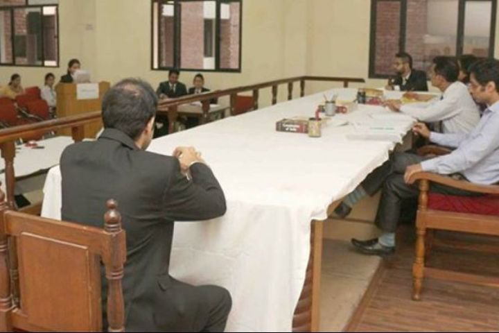 IMS Unison University, Dehradun  Meeting at IMS Unison University, Dehradun