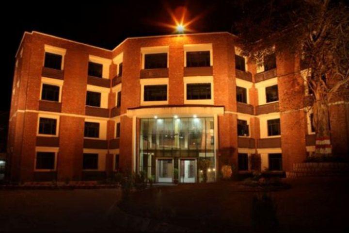 IMS Unison University, Dehradun  College Building of IMS Unison University Dehradun