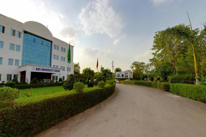 AKS University, Satna  AKS-University-Satna-16