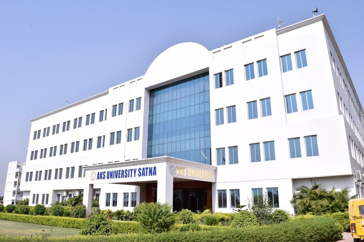 AKS University, Satna  AKS-University-Satna-4