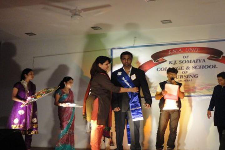 KJ Somaiya College of Nursing, Mumbai - courses, fee, cut