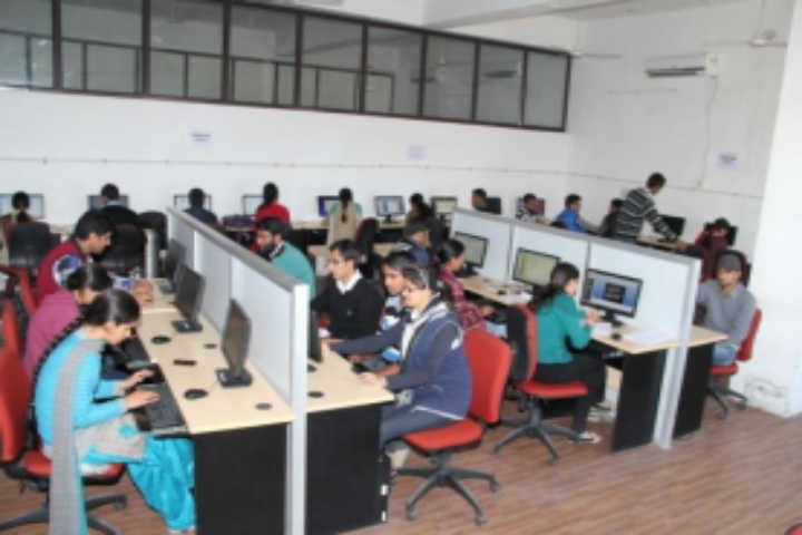 Central University of Jammu, Jammu  IT Lab Of Central University of Jammu