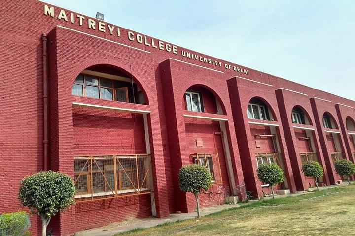 maitreyi college