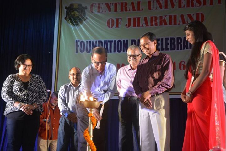 Central University of Jharkhand, Ranchi  Events Of Central University of Jharkhand Ranchi