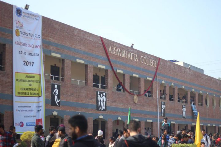 Aryabhatta College, New Delhi - courses, fee, cut off, ranking