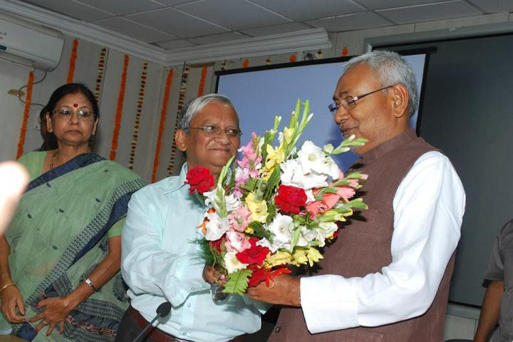 Aryabhatta Knowledge University, Patna  CM at Aryabhatta Knowledge University Patna