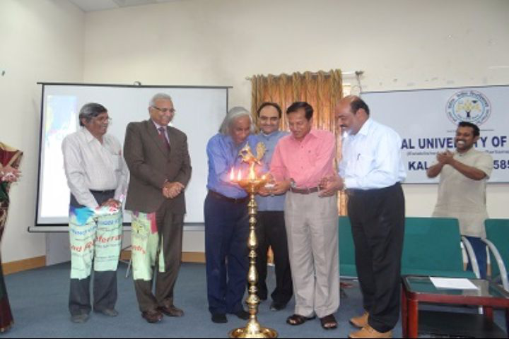 Central University of Karnataka, Gulbarga  CUK-Gulbarga11