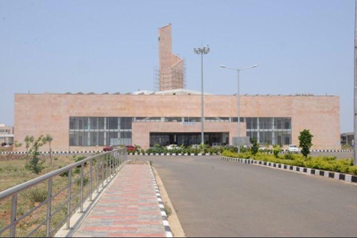 Central University of Karnataka, Gulbarga  CUK-Gulbarga5