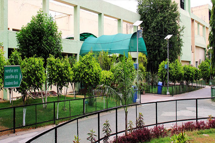 Central University of Punjab, Bathinda  Campus View Of Central University of Punjab Bathinda