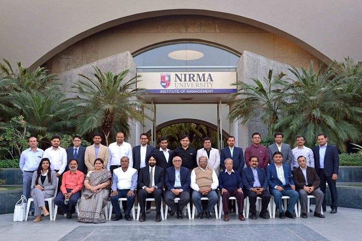 Image result for nirmala university