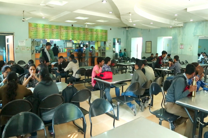 Dharmsinh Desai University, Nadiad  Cafeteria Of Dharmsinh Desai University Nadiad